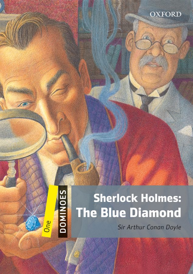 Sherlock Holmes: The Sign of Four | Oxford Graded Readers