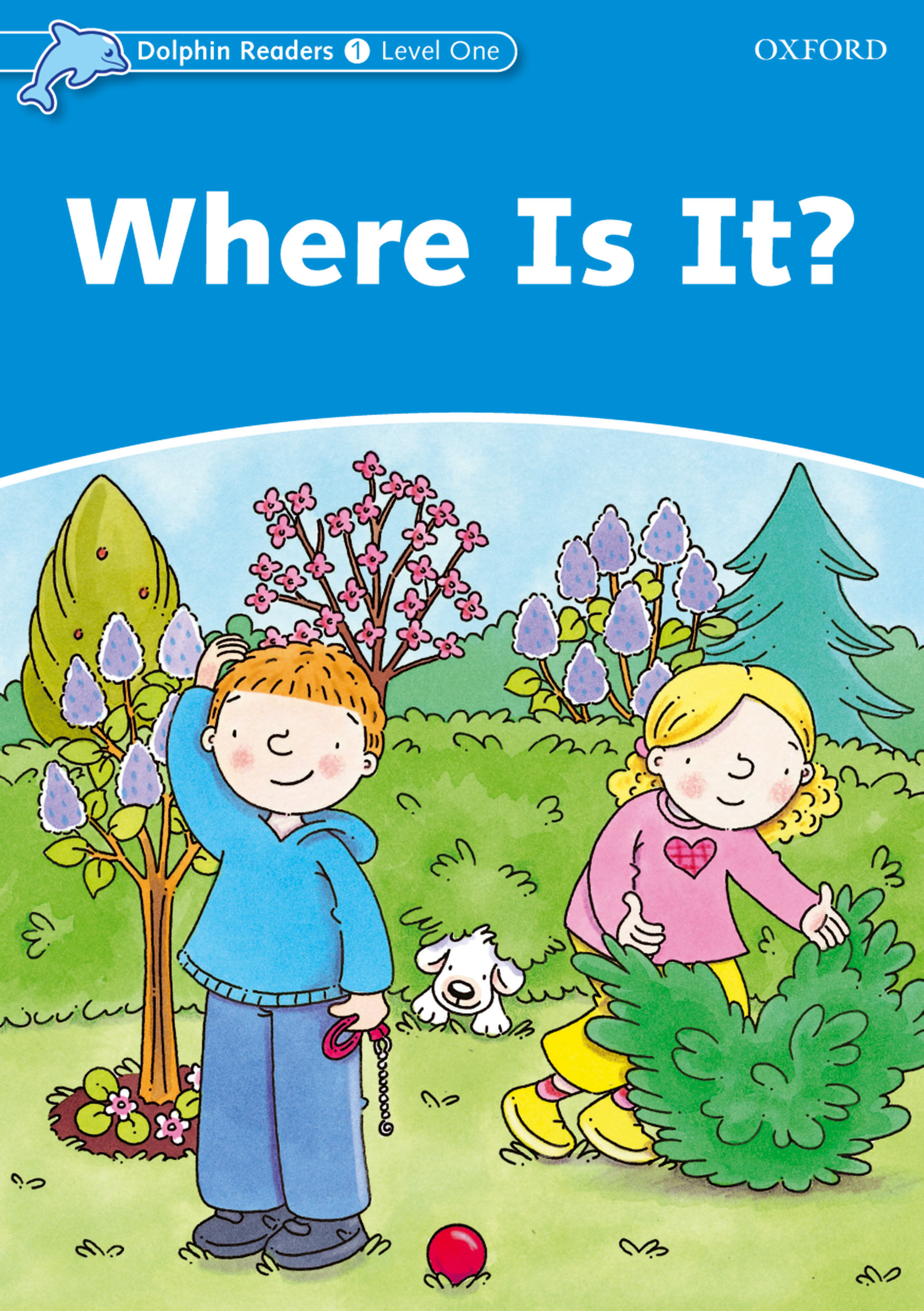 Where Is It Oxford Graded Readers - Where is oxford