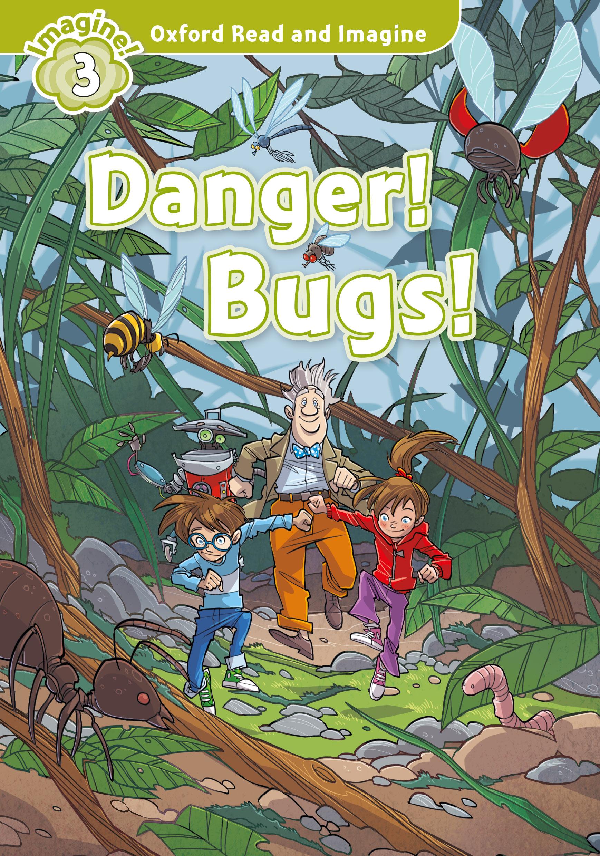 danger bugs oxford graded readers