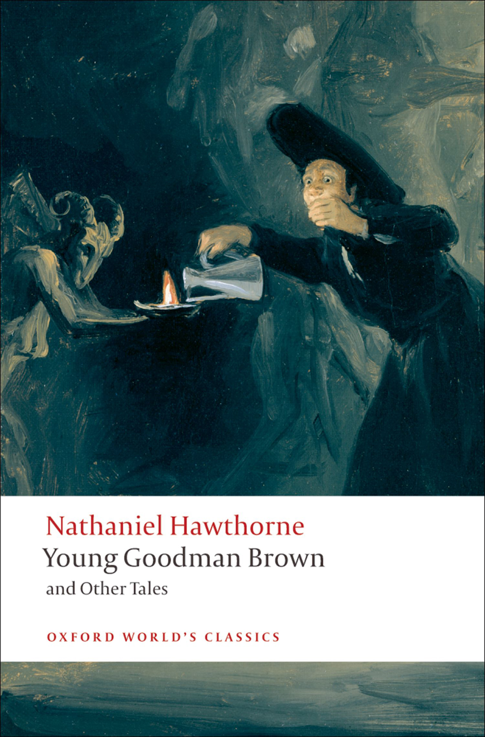"nathaniel hawthorne's ""young goodman brown analysis Young goodman brown is one of the most famous short stories by nathaniel hawthorne this buzzle article provides you with the summary and analysis of this short story."