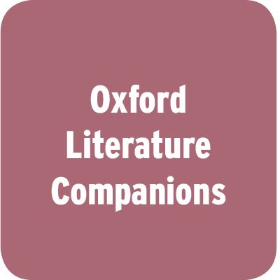 Oxford Literature Companions